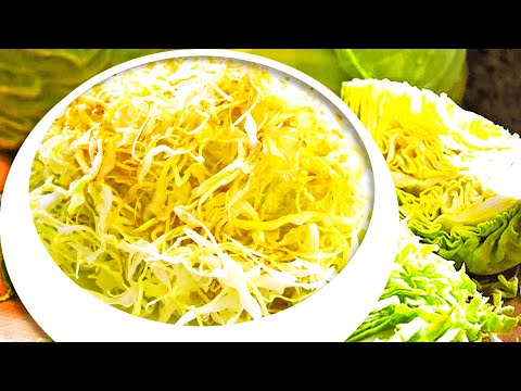 Healthy Balsamic Vinegar Coleslaw Salad Recipe
