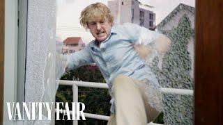 "Owen Wilson Jumps Through a Glass Window in ""No Escape"" Exclusive Clip"