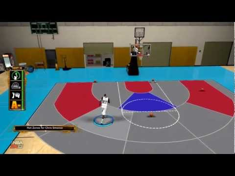 NBA 2K13 My Career - Freeze Patch, Hot Spots, & Legends Training Camps