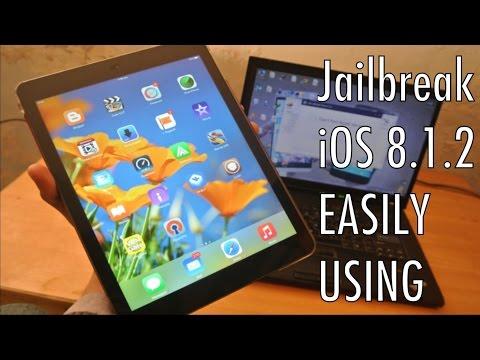 How To Jailbreak iOS 8.1.2 / 8.1.1 Using Taig HD