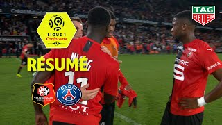 Stade Rennais FC - Paris Saint-Germain ( 2-1 ) - Résumé - (SRFC - PARIS) / 2019-20