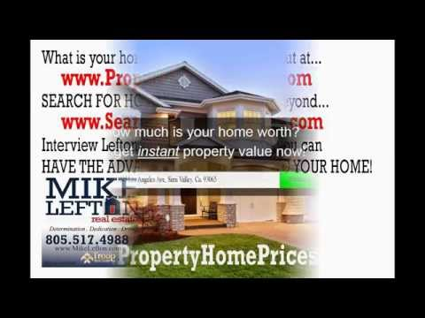 WHAT IS MY HOME WORTH? | PROPERTY VALUES | Real Estate | 805-517-4988