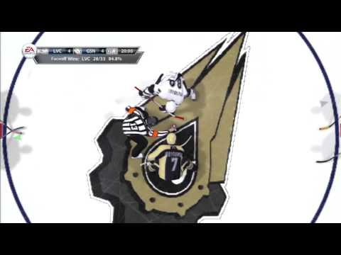 NHL 13 - Funny Faceoff Win - Club