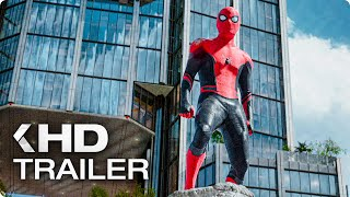 SPIDER-MAN: Far From Home - 5 Minutes Spots & Trailer (2019)