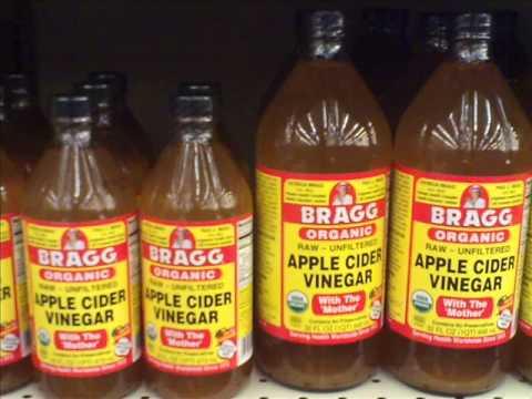 Cure Your Eczema - Bragg's Apple Cider Vinegar