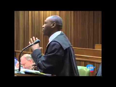 Judge vs advocate courtroom row