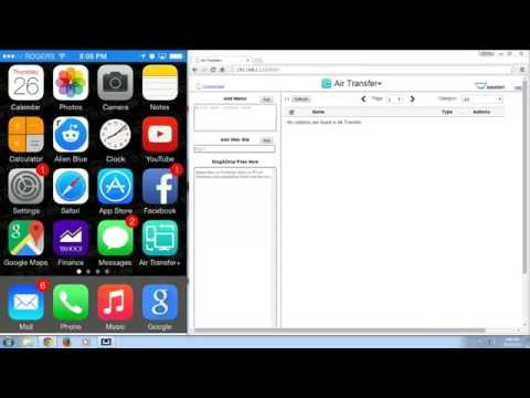 How To Transfer Files From PC to iPhone / iPad / iPod (Without iTunes)
