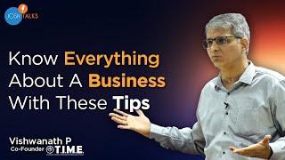 7 Tips For Growing A SUCCESSFUL BUSINESS | Vishwanath P. | Josh Talks