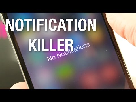 Notification Killer: Remove All Notifications at Once!