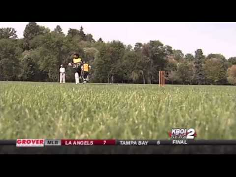 Cricket in the park  Sports  Boise Meridian Nampa Caldwell Idaho News Weather Sports and Breaking Ne