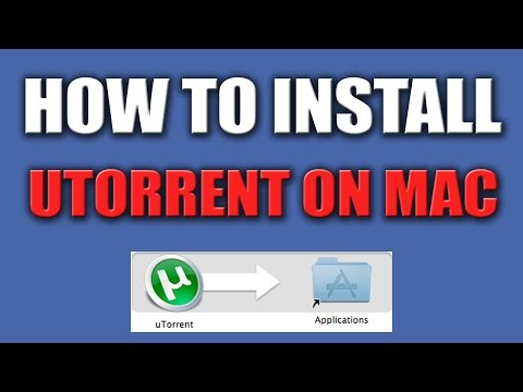 How to Successfully Download & How to Install uTorrent on Mac 2016