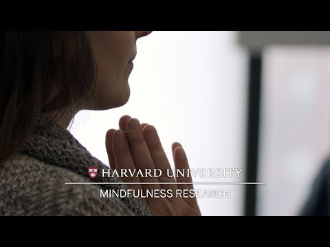 Mindfulness research probes depression benefits