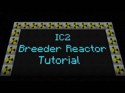 Tekkit Lite - IC2 Breeder Reactor Tutorial