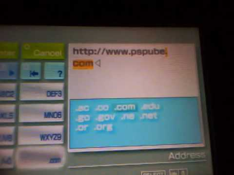 How to Directly download Free movies On  any Psp