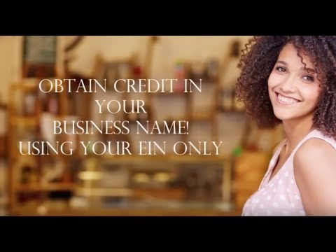 ✅  Build Business Credit - In 6 Easy Steps