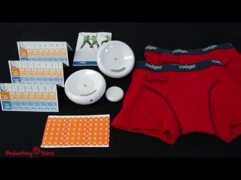 NEW Rodger Wireless Bedwetting Alarm System - Bedwetting Store