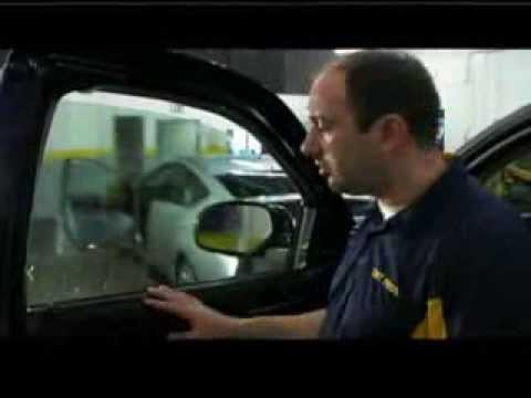 How to remove window tint glue by: Tint Pros Window tinting Cleveland Ohio (216) 906-6084