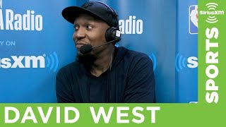 NBA Champ David West Looks at the Western Conference