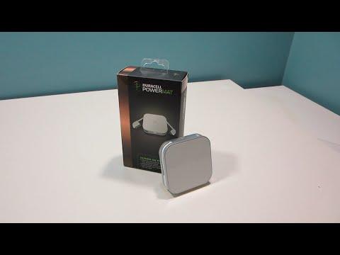 Wireless Charging Power Bank?!? (Duracell Powermat)