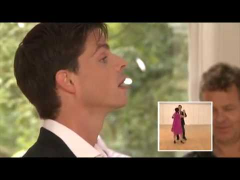 Basic WALTZ box step - Ballroom dance class for beginners 1 of 3
