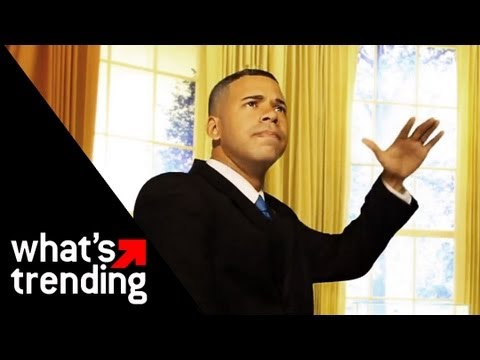 Obama Style (Psy Gangnam Style Parody) Feat. Smooth-E and Alphacat 강남스타일