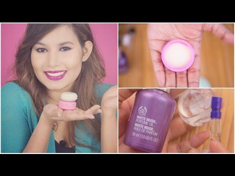 DIY Solid Perfume | Sonal Sagaraya