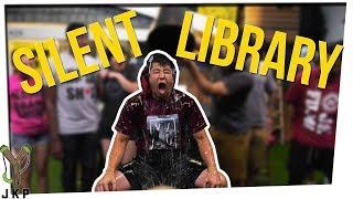 Silent Library | Unleash the Pain Ft. D-Trix & Ryanimay