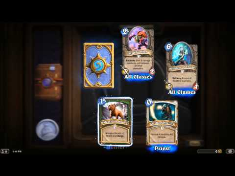Full Cleared: We Unpack 40 Packs of Hearthstone Cards