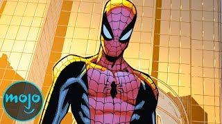 Top 10 Epic Superhero Resurrections