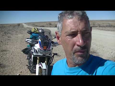 Honda Africa Twin, South Africa/Namibia Ride 2017 - pt. 3.