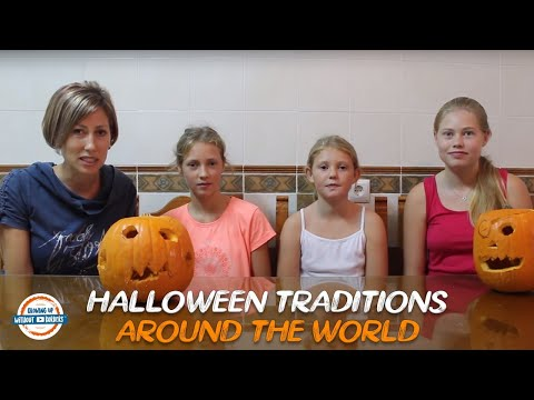 Halloween Traditions in Europe vs. America vs. Canada | Shocking Differences