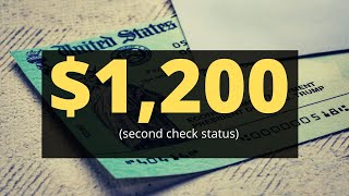 5 Facts On Second $1,200 Stimulus Check Update