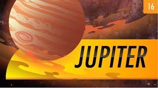 Jupiter: Crash Course Astronomy #16