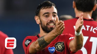 Brighton 0-3 Man United reaction: Bruno Fernandes has taken Man Utd from average to good | ESPN FC