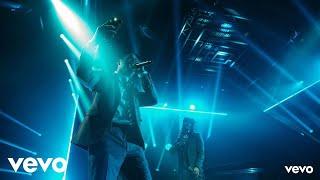 Jonas Blue - Perfect Strangers ft. JP Cooper (Live) - #VevoHalloween 2017