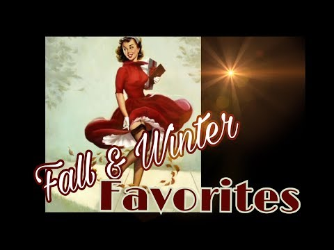 Favorites for Fall & Winter: Products, TV, Board Game, and More!