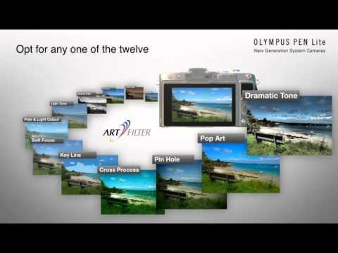 Olympus PEN E-PL5 Product Tour