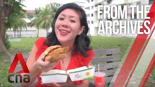Throwback taste test: McDonald's Nasi Lemak Burger review, July 2017