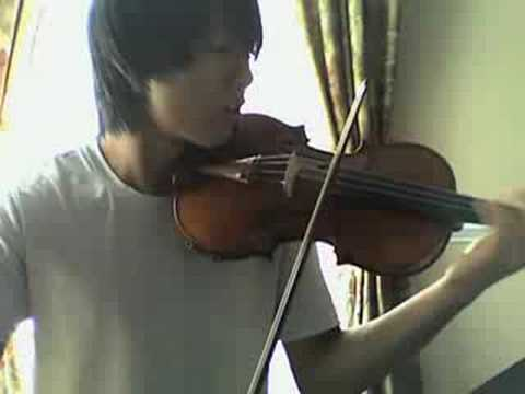 Speed Violin Playing