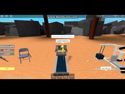 ROBLOX - Weight Lifting Simulator 2 How To Get SPEED Fast!