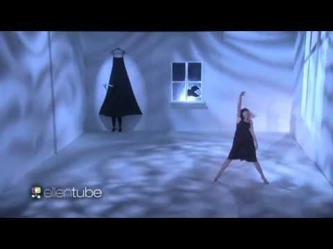 Sia & Maddie Ziegler Perform 'Alive' On The Ellen Show!