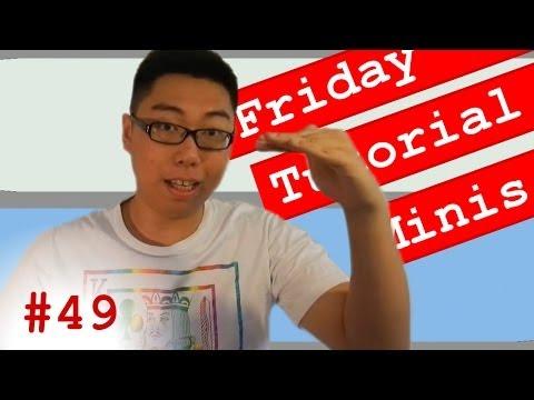 DDoS Attacks - Friday Minis 49