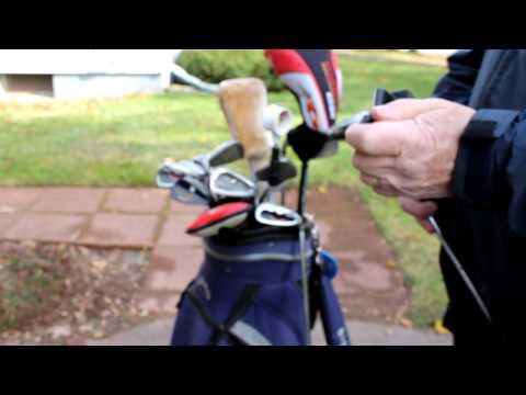 CleanGreener -Golf Clubs, Shoes, Bag
