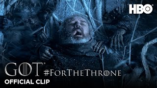 """""""Hold the Door"""" #ForTheThrone Clip 