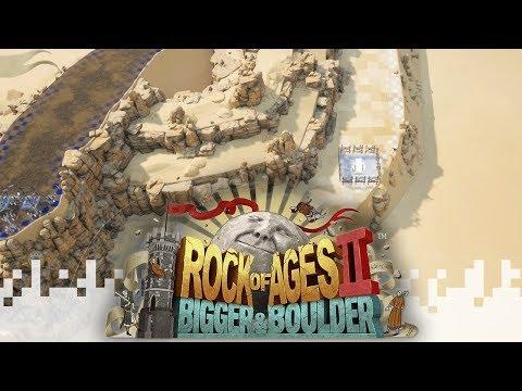 ROCK OF AGES 2: BIGGER AND BOULDER - Tar Balls!