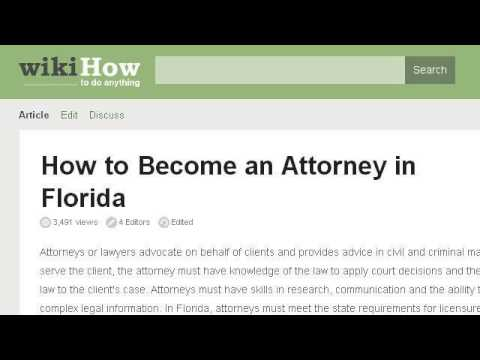 How-To Become An Attorney With A Felony Conviction