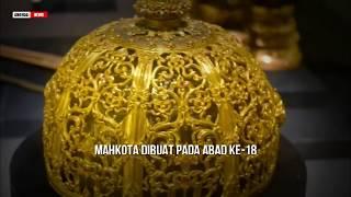 Mahkota Peninggalan Kerajaan Di Indonesia, Bukti KEBESARAN NUSANTARA..