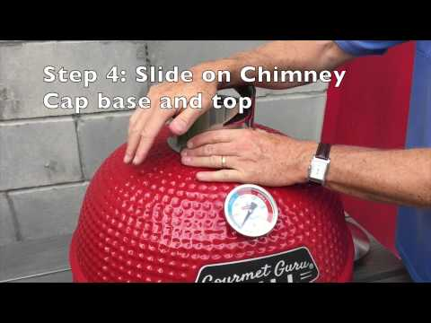 How To Install a Smokeware Chimney Cap