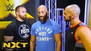 The Revival ambush Tommaso Ciampa: WWE NXT, Aug. 31, 2016