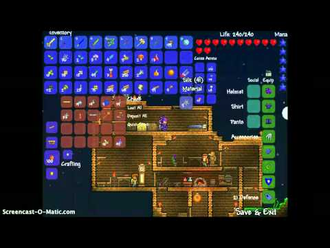 terraria#1 quest of the golden key